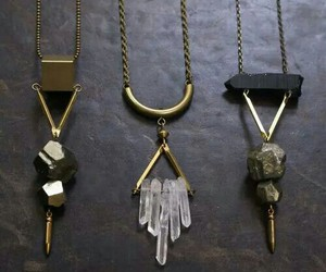 necklace and grunge image