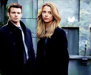 The Originals, vampire, and elijah mikaelson image