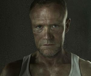 merle dixon and michael rooker image