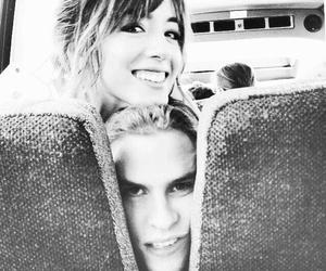 agents of shield, chloe bennet, and iain de caestecker image