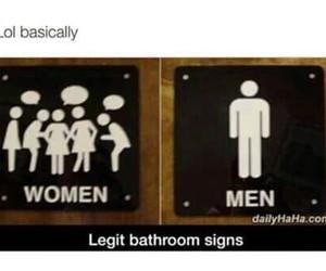women, lol, and men image