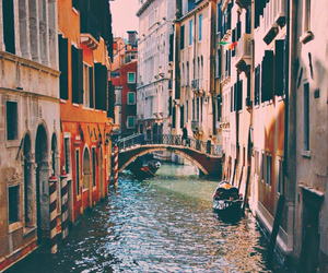 photography, travel, and venice image