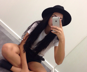 black, body, and hat image