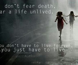 quote, life, and live image