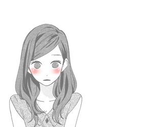 manga, blush, and anime image