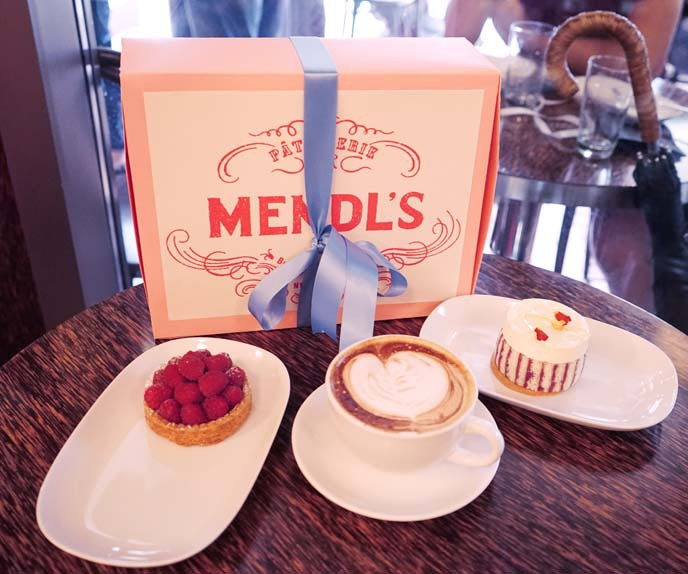 Mendl S Bakery Box The Grand Budapest Hotel Bakery Grand Budapest Hotel Cakes Pink Boxes Mendl S Wes Anderson Props Wes Anderson Gifts Diy Mendl Box