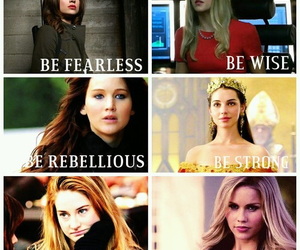 b, be strong, and be fearless image