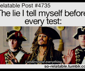 lies, funny, and lol image