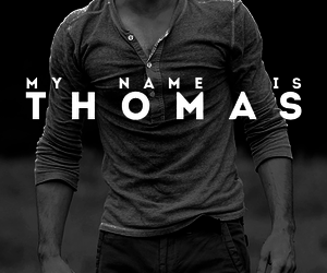 thomas, books, and maze runner image