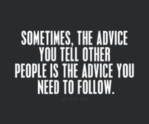 quote and advice image