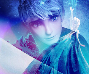 jelsa, we are meant to be ❄️, and jack frost. queen elsa image