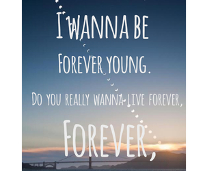 Forever Young and one direction image