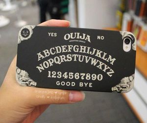 ouija, iphone, and case image