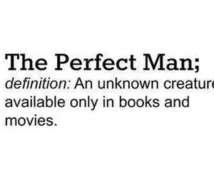 books, movies, and perfect man image