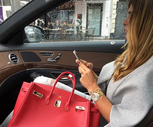 luxury, hermes, and style image