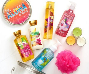 body, body shop, and cosmetics image