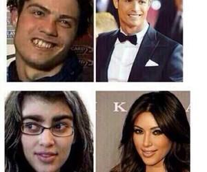 rihanna, David Beckham, and kim kardashian image