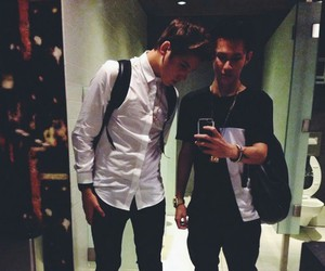 carter reynolds, matthew espinosa, and magcon image