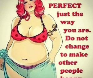 chubby and curvy image