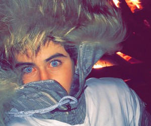 blue eyes, youtube, and nash grier image