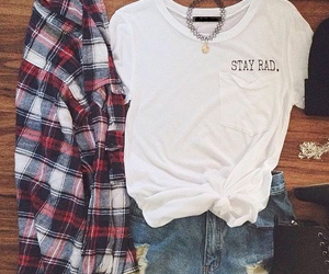 clothes, hipster, and look image