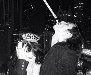 andy biersack, happy new year, and juliet simms image