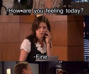 beautiful, girl, and himym image