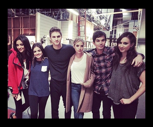ashley benson, lucy hale, and pretty little liars image