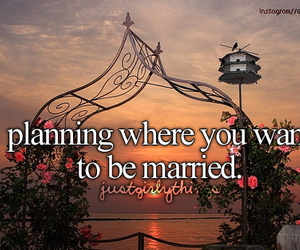 Dream, marriage, and just girly things image