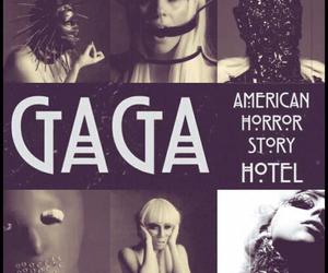 asylum, freak show, and Lady gaga image