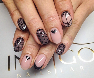 nails and nails nailart image