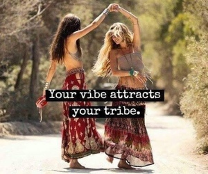 friends, tribe, and vibes image