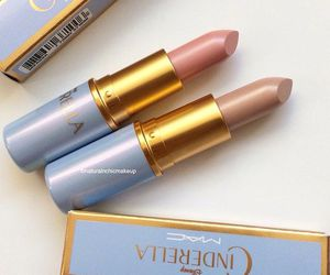 lipstick, cinderella, and mac image