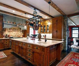 kitchen decor, small kitchen design, and kitchen backsplash ideas image