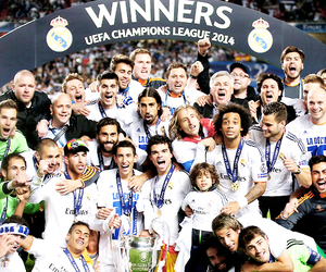 real madrid, champion, and cr7 image