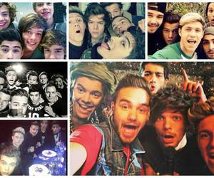 one direction, selfie, and liam payne image