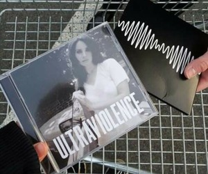 arctic monkeys, lana del rey, and ultraviolence image