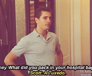 funny, scott disick, and lol image