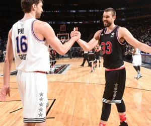 Basketball, chicago bulls, and NBA image