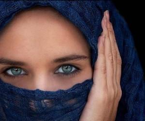 beautiful, tan, and blue image