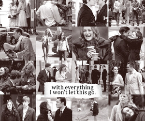 chuck and blair, gossip girl, and perfect love image