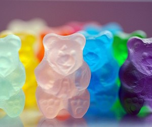 candy, gummy bears, and bear image