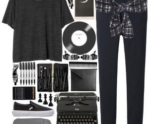 converse, Polyvore, and cute image