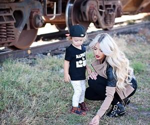 baby, beautifull, and fashion image