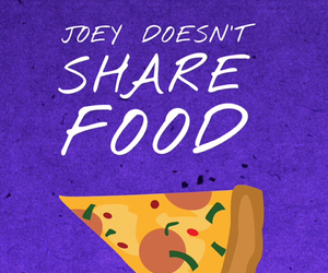 Joey, friends, and food image