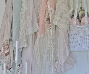 lace, pastel, and pretty image