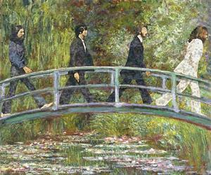 art and the beatles image