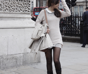 beautiful, boots, and cold image