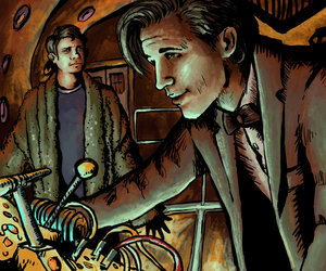 42, arthur dent, and doctor who image