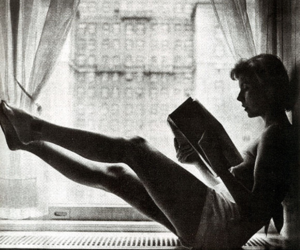 book, window, and black and white image